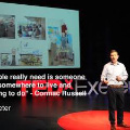 Cormac Russell speaks at TEDxExeter
