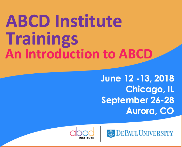 ABCD Institute Trainings