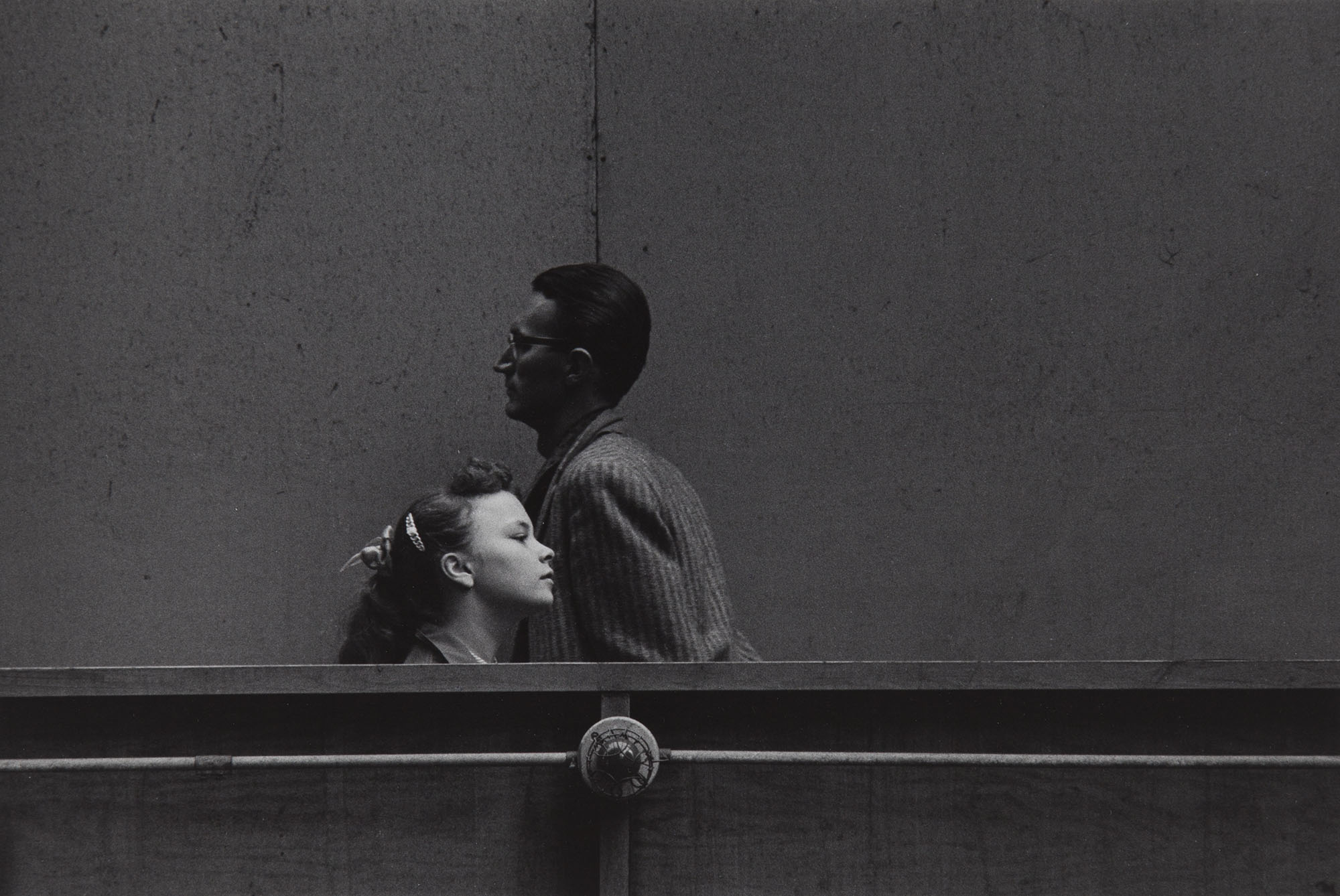 Harry Callahan, Untitled, 1960. Silver gelatin print. Collection of DePaul Art Museum, Art Endowment Fund, 2003.15