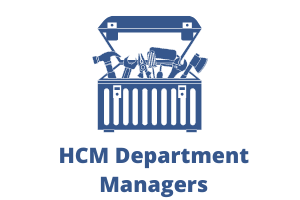 icon for hcm department manager toolkits