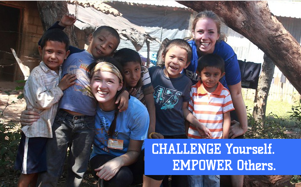 Challenge Yourself Empower Others