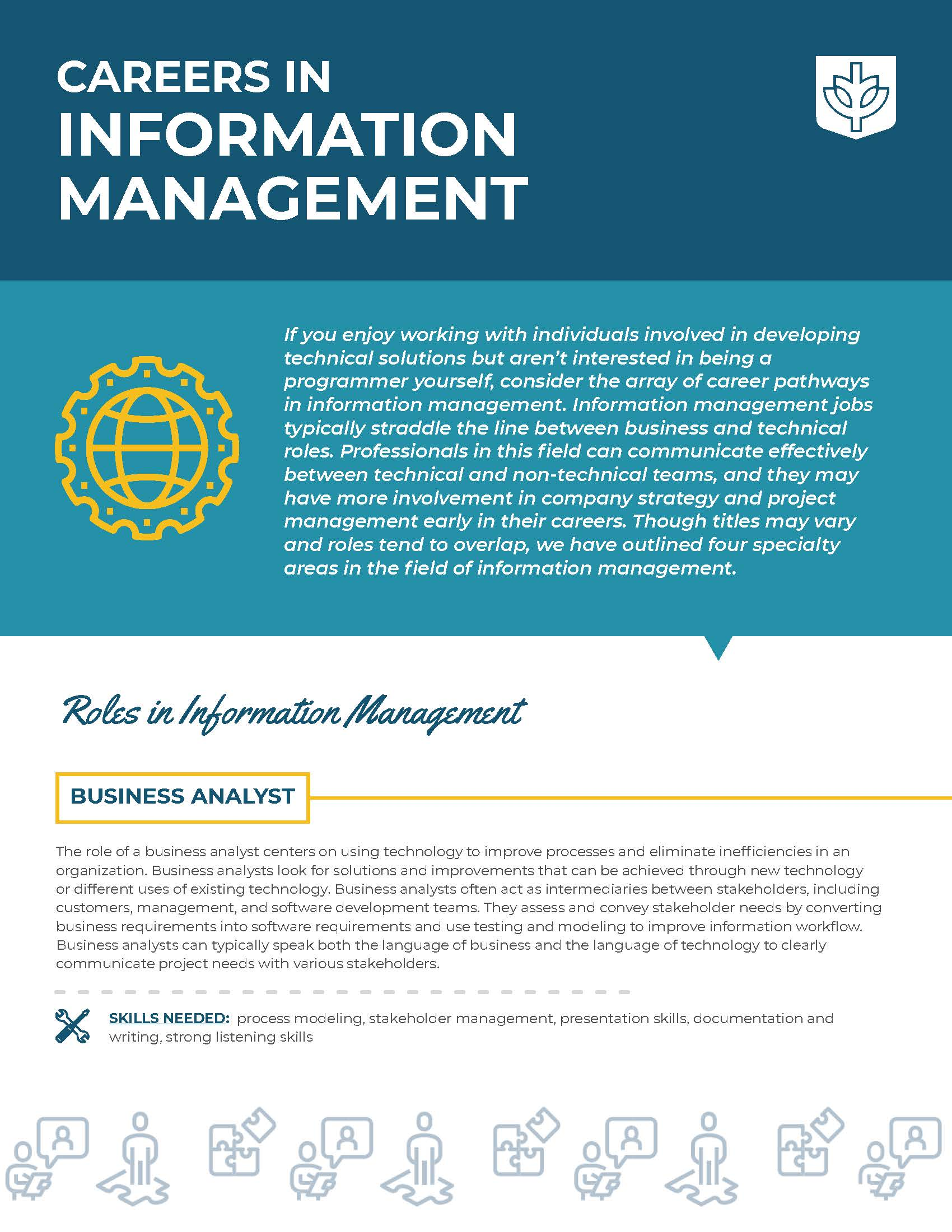 Careers in Information Management