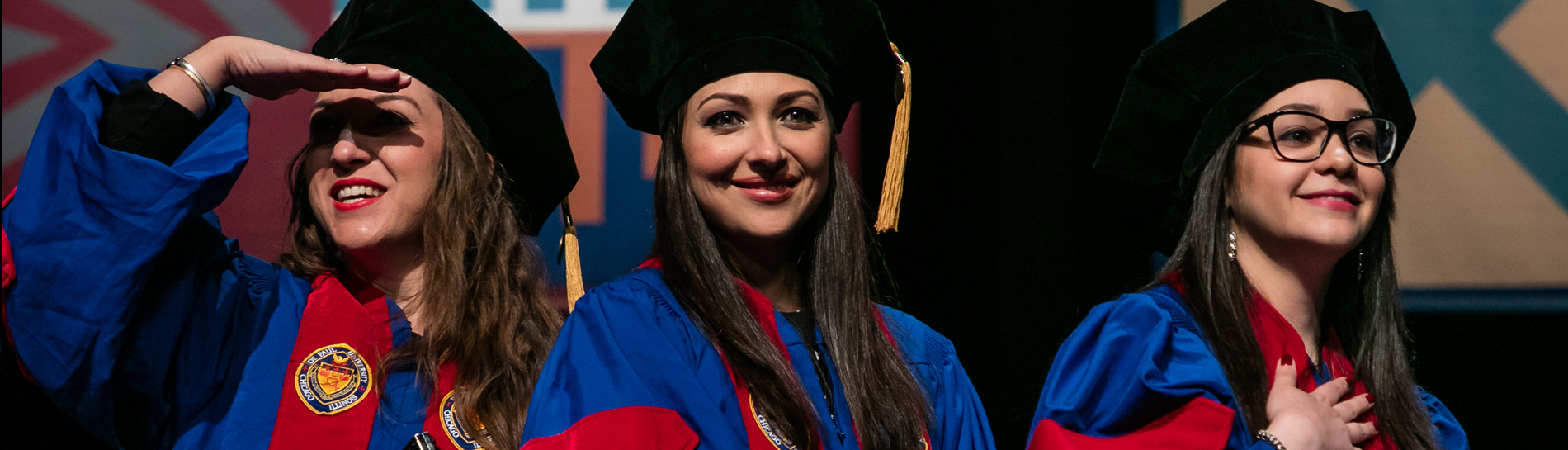 Commencement (photo: DePaul University/Jeff Carrion)