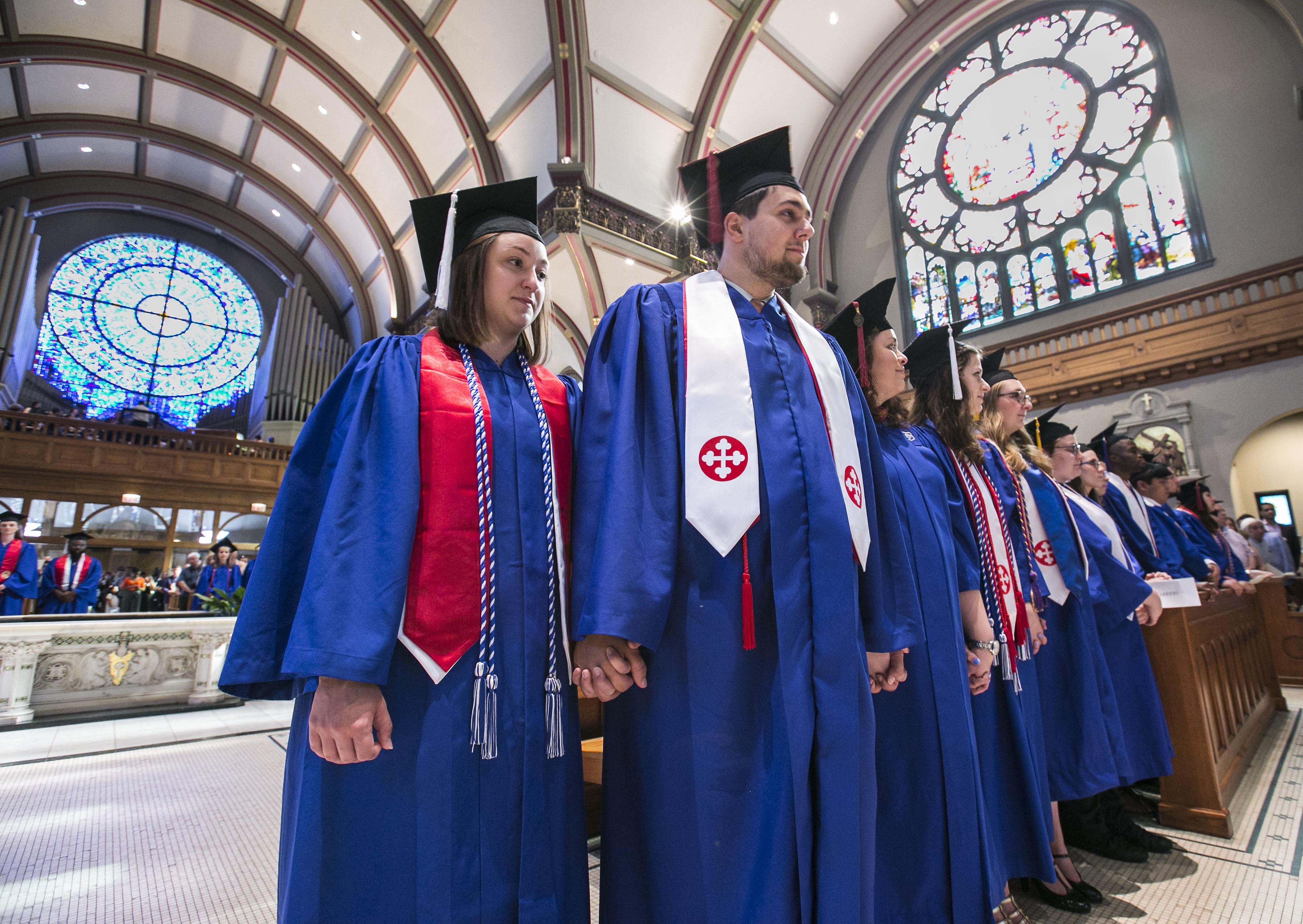 Baccalaureate Mass | Ceremonies & Events | Commencement | DePaul ...