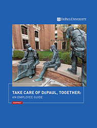 DePaul Employee Guide Preview