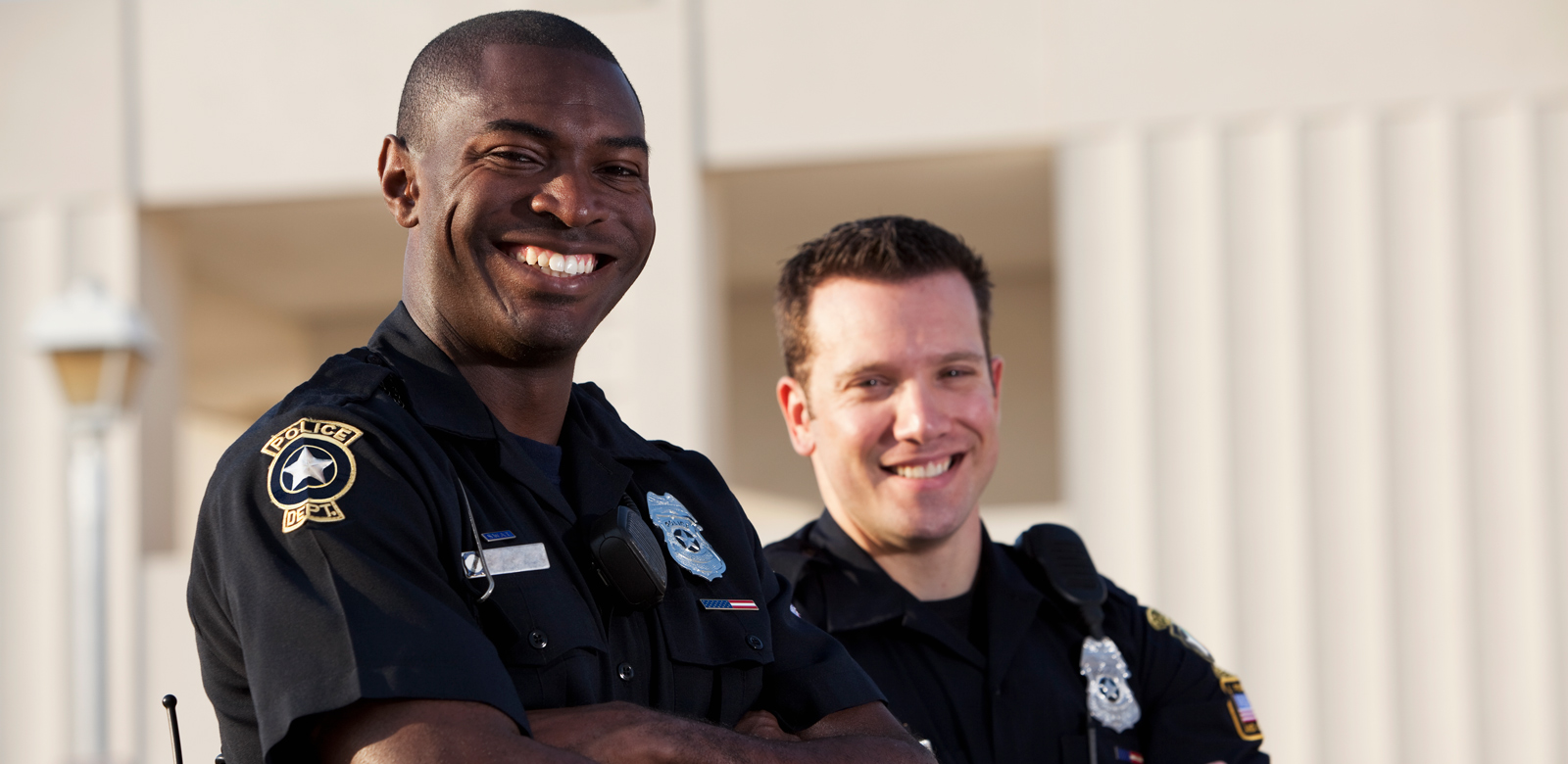 Pair of officers