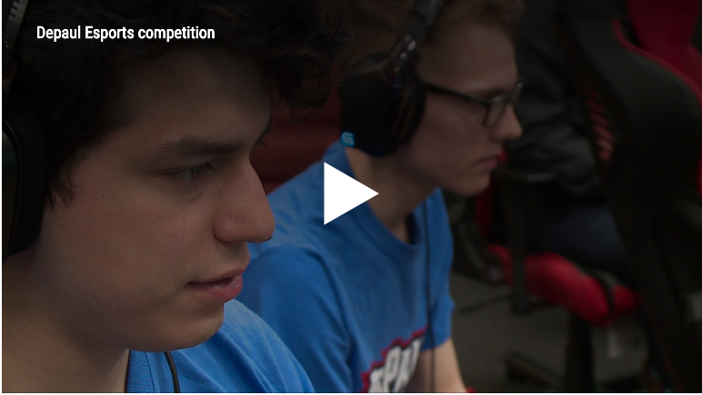 DePaul University Esports Competition