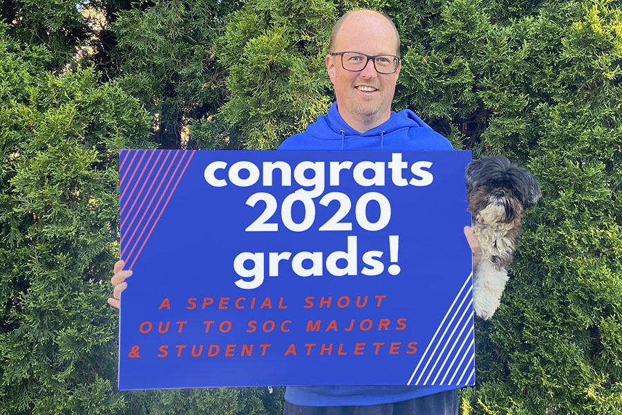 A Big Congrats to the Class of 2020