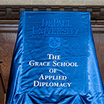 $20M gift establishes The Grace School of Applied Diplomacy