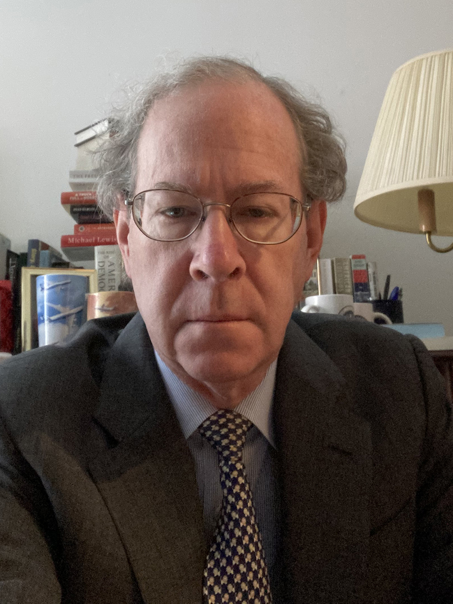 Gregory Mark, College of Law