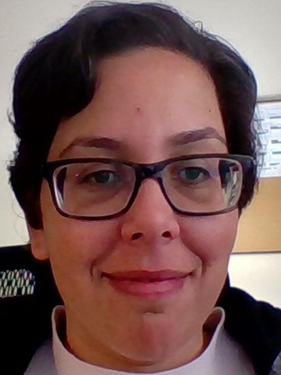 Ida Salusky, College of Science and Health