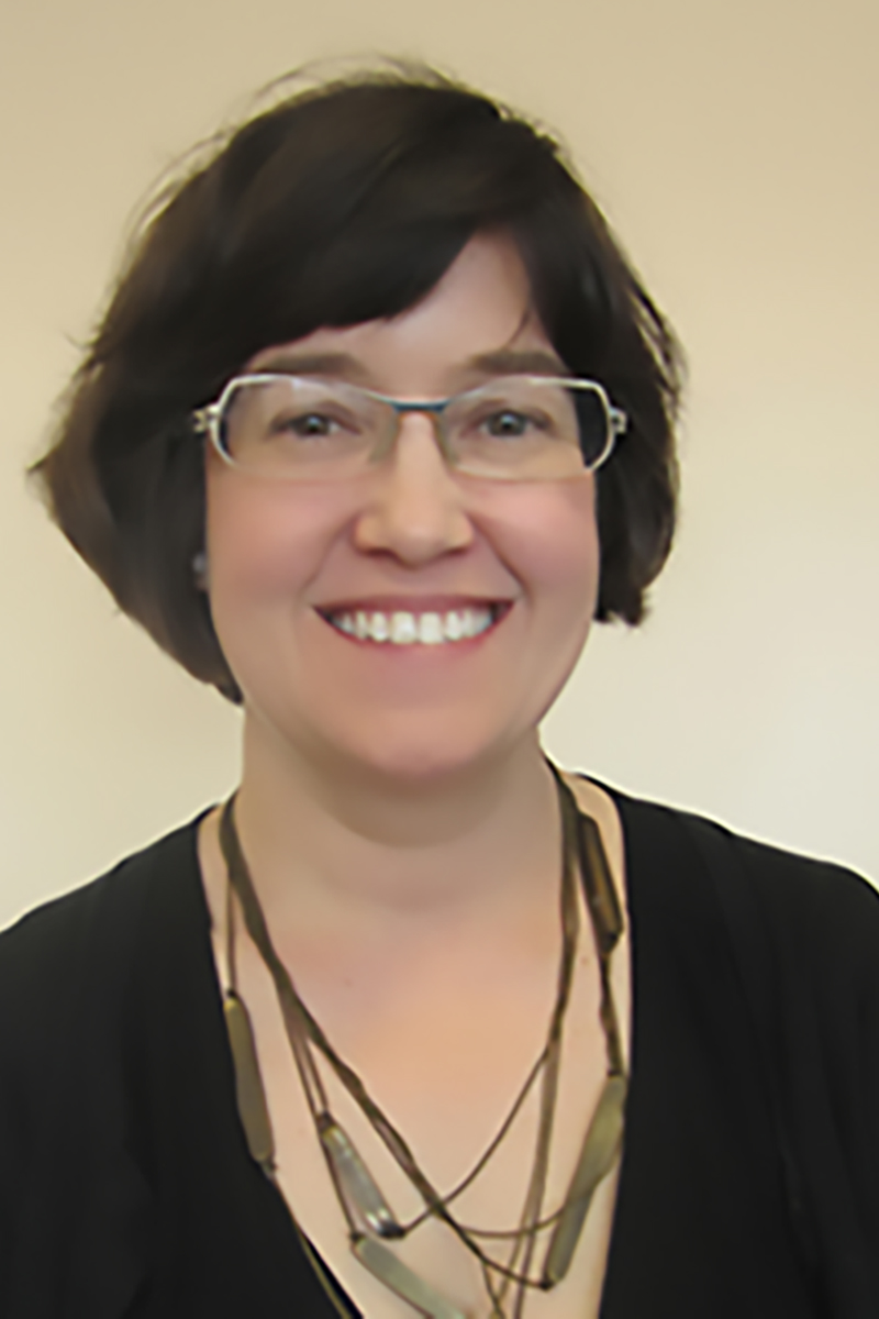 Mary Jane Duffy, adjunct faculty member