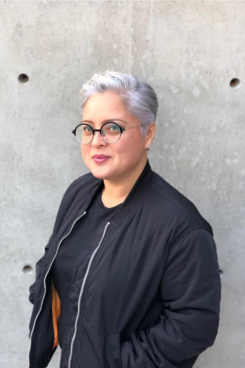 Laura Kina, professor and Vincent de Paul Professor