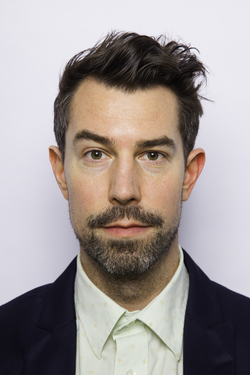 Zack Ostrowski, associate professor