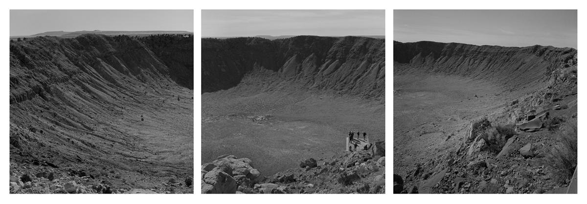 """""""Meteor Crater,"""" by Jordan Schulman"""