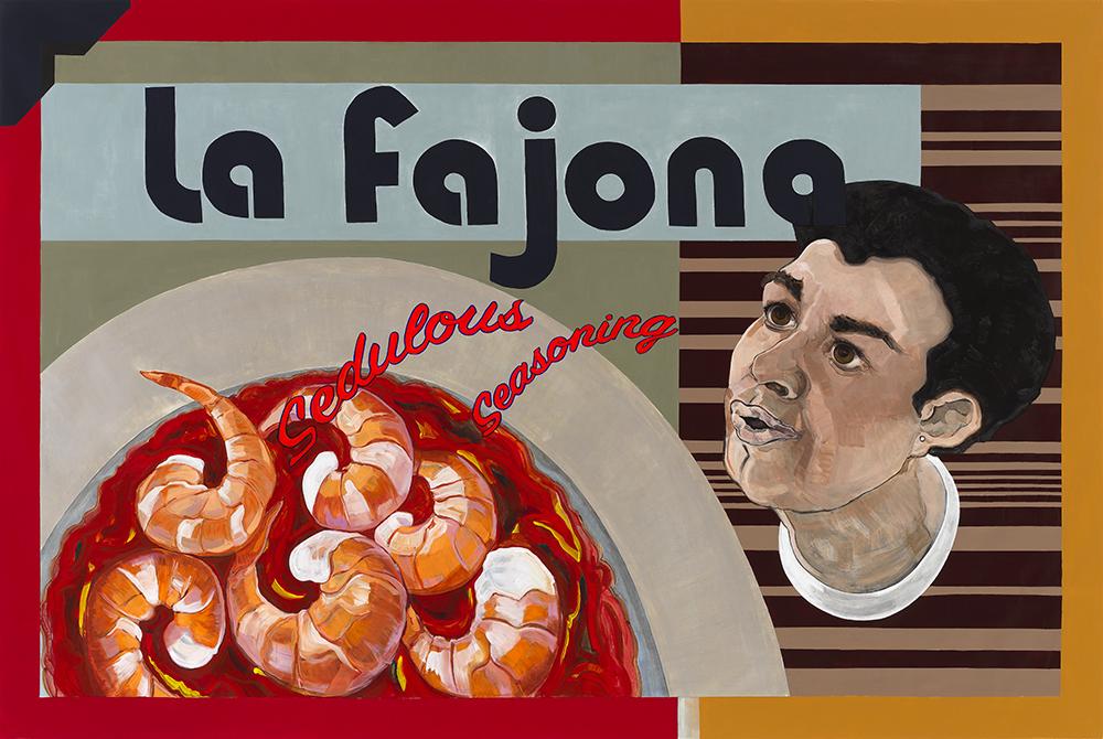 """""""La Fajona, The Hard Worker,"""" by Bibiana Suárez"""