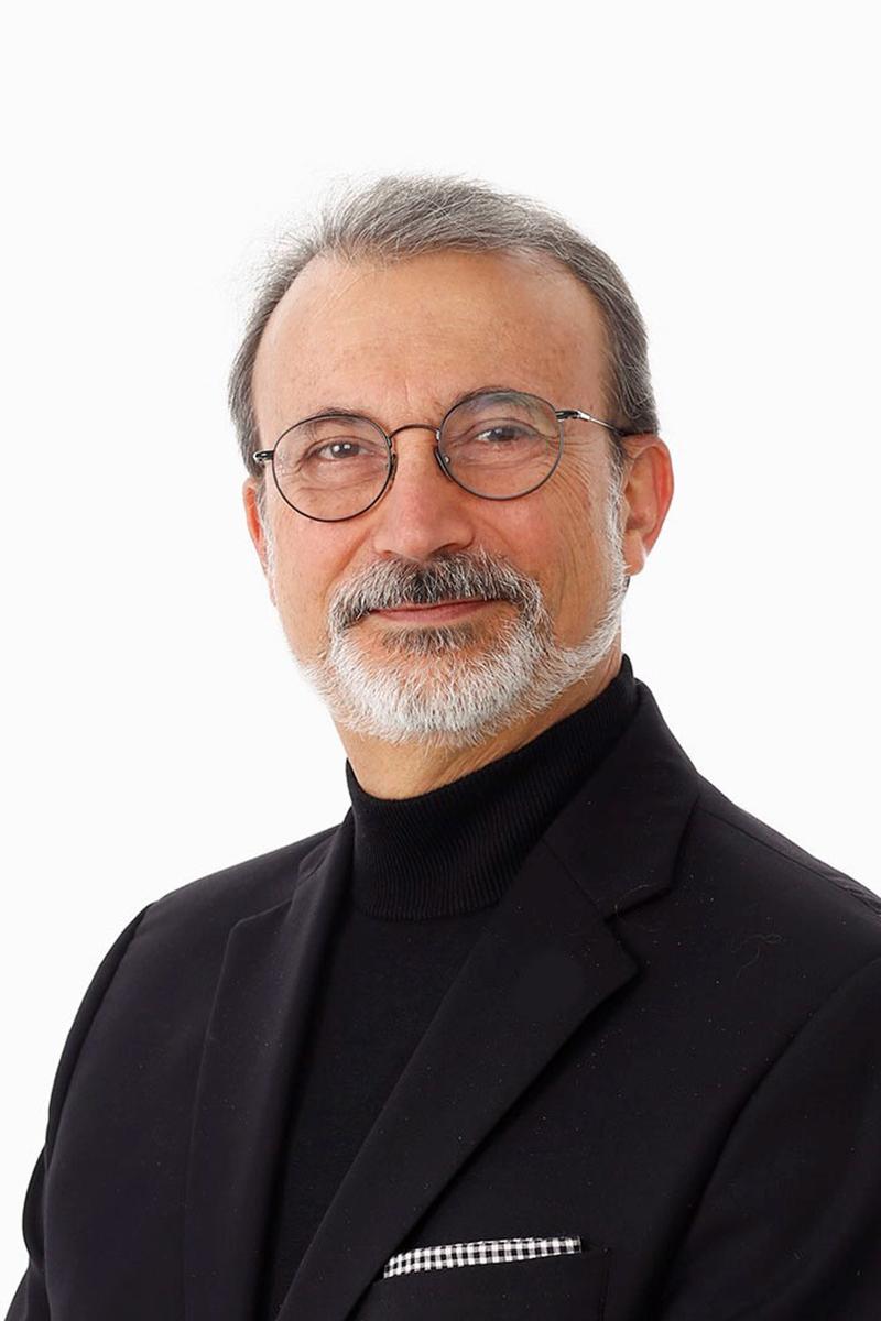 Guillermo Vásquez de Velasco, dean and professor
