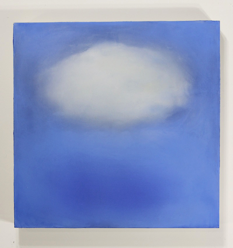 """""""Cloud Study,"""" by Ellie Wallace"""