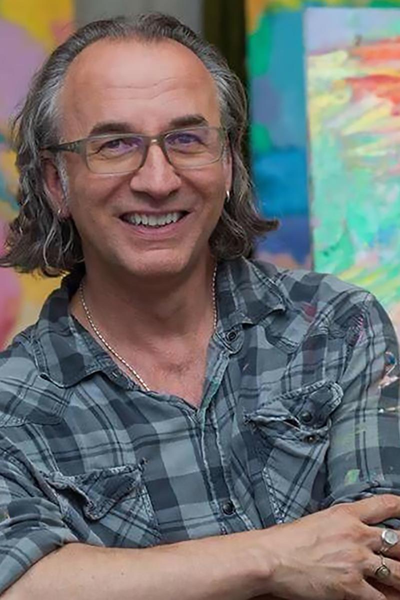Mark Zlotkowski, adjunct faculty member