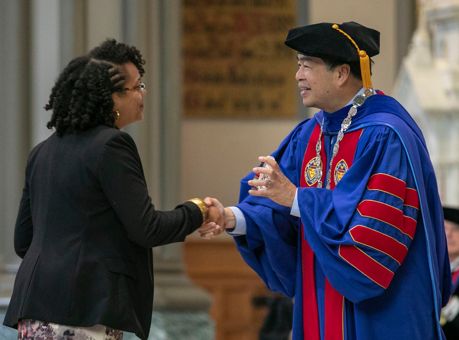 Academic convocation 2018