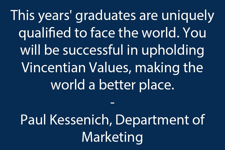 Message to 2020 DePaul Graduates