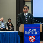 DePaul hosts Illinois Board of Higher Education meeting