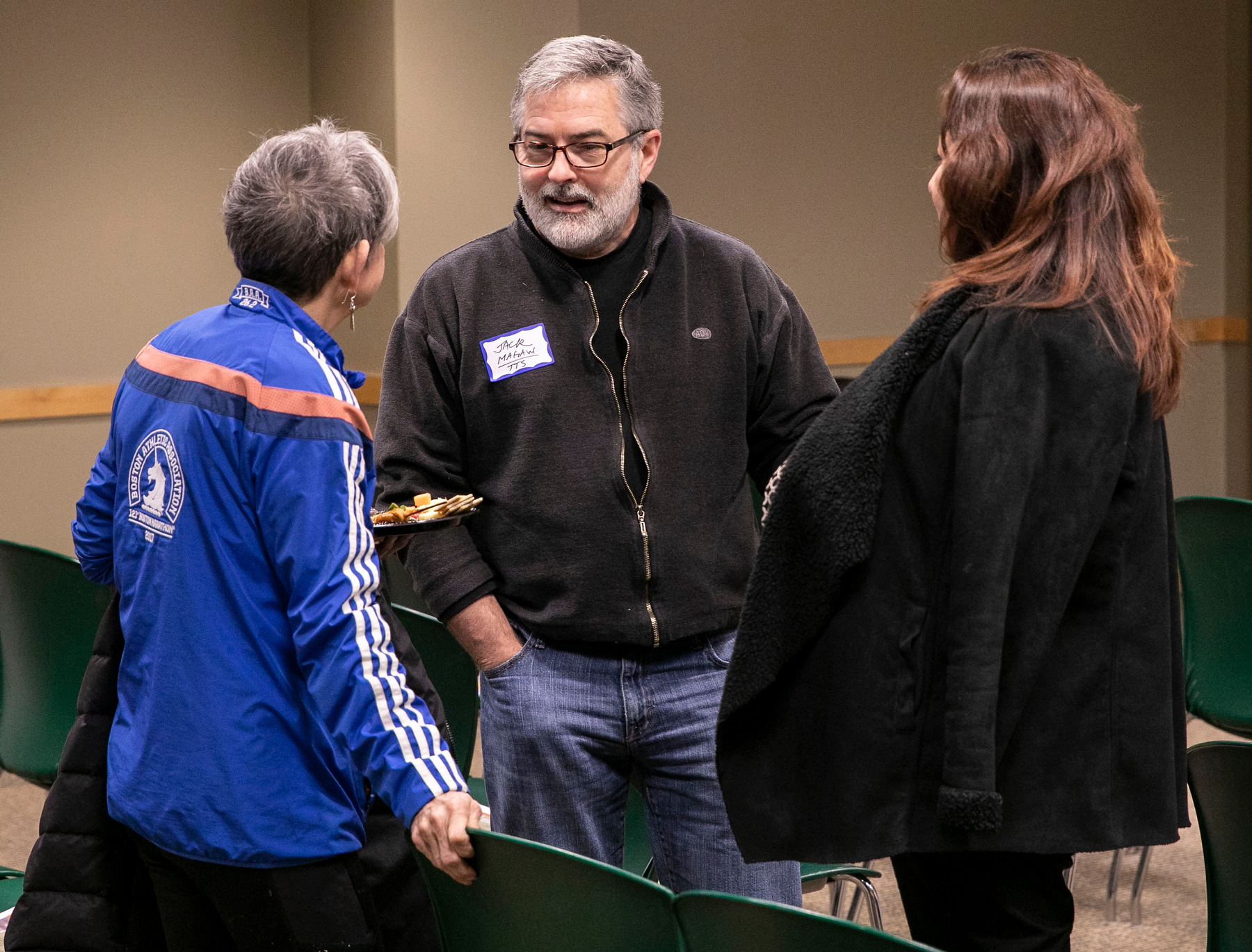 Adjunct Faculty Winter Reception