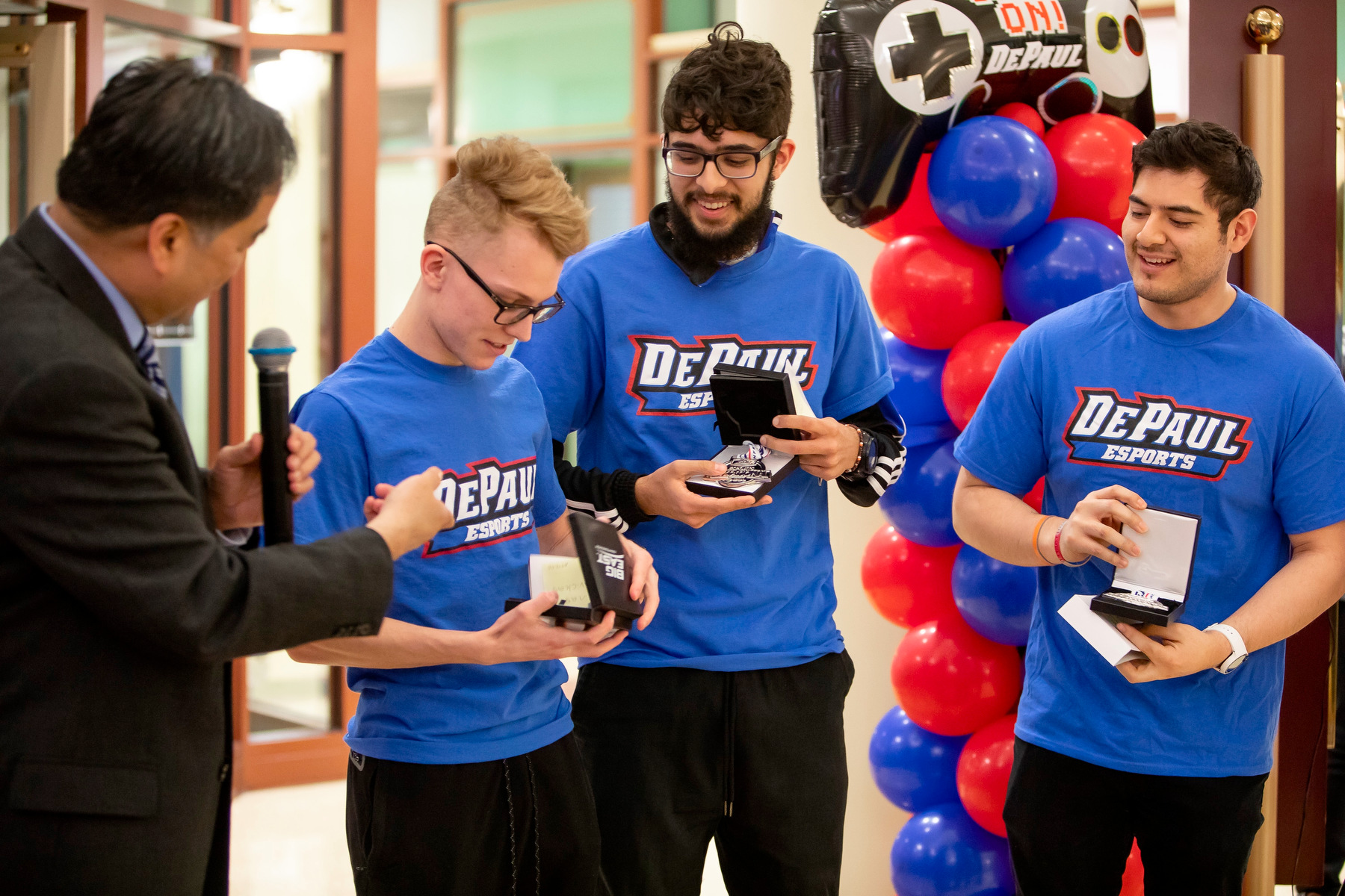 DePaul opens Esports Gaming Center