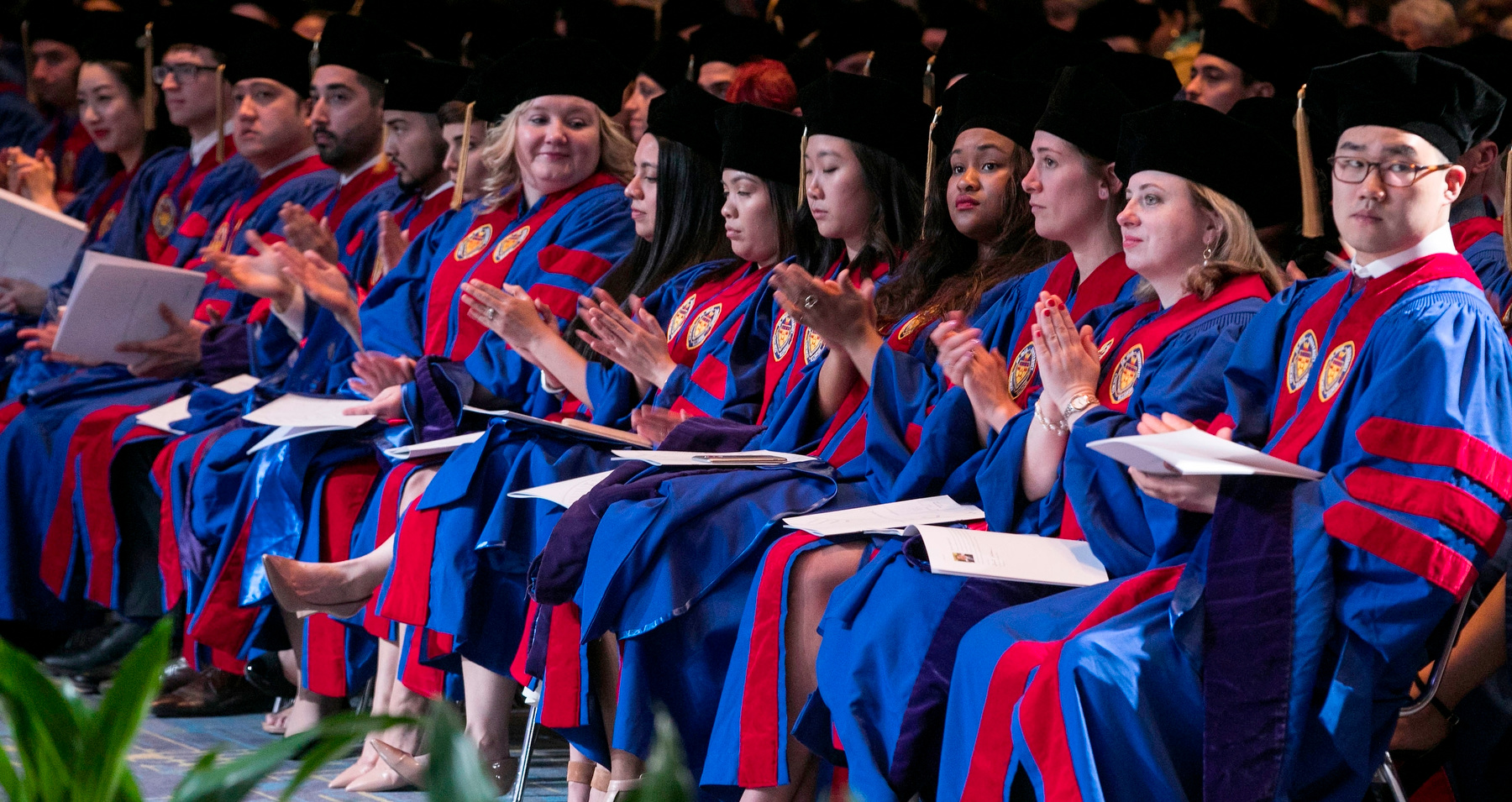 2018 College of Law Commencement