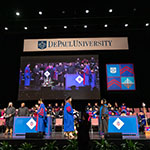 College of Law Commencement 2019