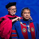 The inauguration of A. Gabriel Esteban, Ph.D., as the 12th president of DePaul University