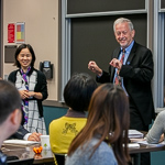 College of Education hosts teachers from Beijing