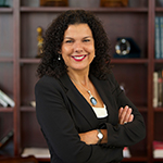 Board appoints Salma Ghanem, Ph.D., interim provost