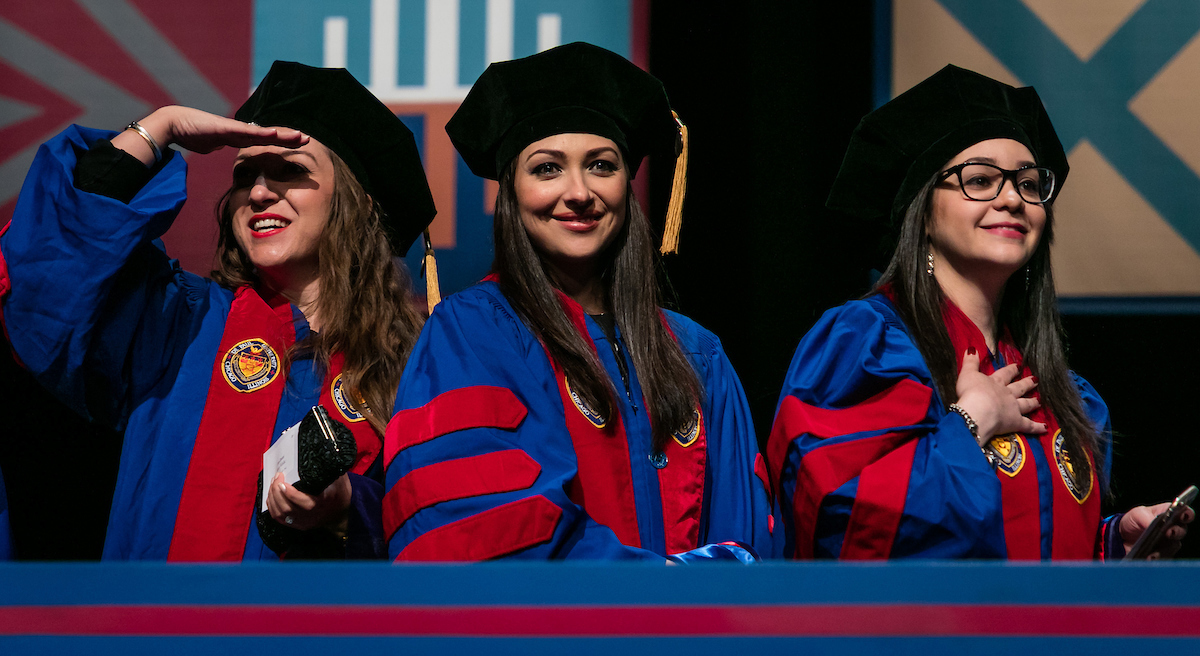 DePaul commencement