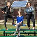 SGA brings solar panels to Lincoln Park Campus