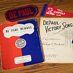 The journey of DePaul's fight song