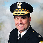 DePaul lowers flags to half-staff in honor of Commander Bauer