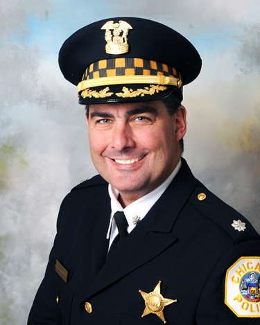 Commander Paul Bauer (Courtesy of Chicago Police Department)