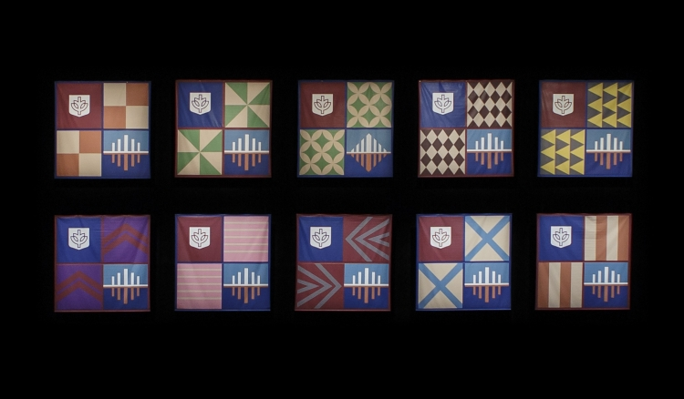 DePaul University college flags