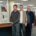 Folleville Church model celebrates DePaul University's legacy, Vincentian history