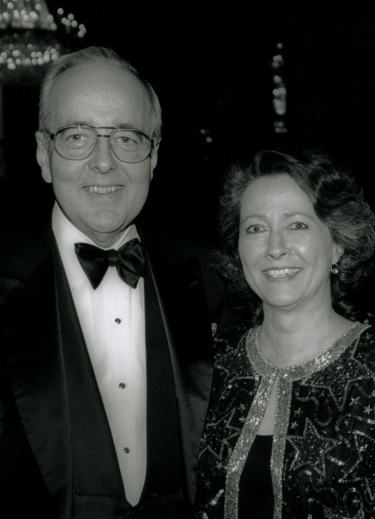John Ransford Watts and Joyce L. Watts