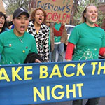 University to host Take Back the Night event for Sexual Assault Awareness Month