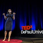 DePaul faculty reaches viral status as official TED speaker