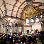University presents awards to faculty and staff at 2018 convocation ceremony