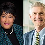 Board welcomes 2 trustees: Community health network CEO and university president