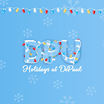 Kick off your holiday season with DePaul