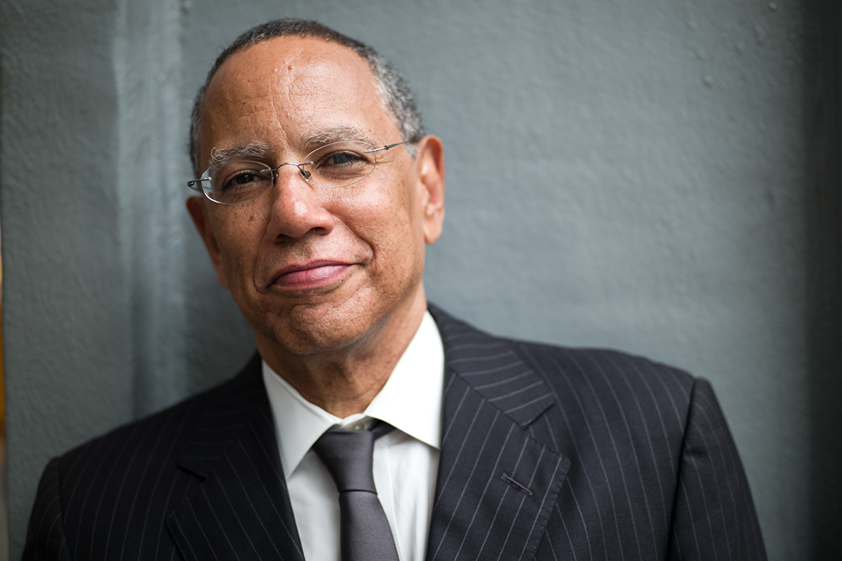 Dean Baquet, executive editor of The New York Times, will receive the Distinguished Journalist Award this spring from the Center for Journalism Integrity and Excellence at DePaul University. (Photo by Tom Heisler)