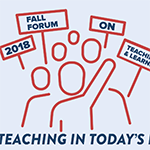 Annual fall forum to focus on teaching in today's political climate