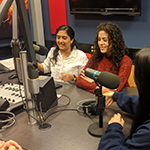 Global Pathways Program, radio show help international students get comfortable on campus