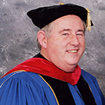 John P. Minogue, DePaul's 10th president, has died